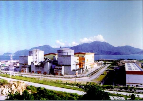 大亚湾核电站安装工程