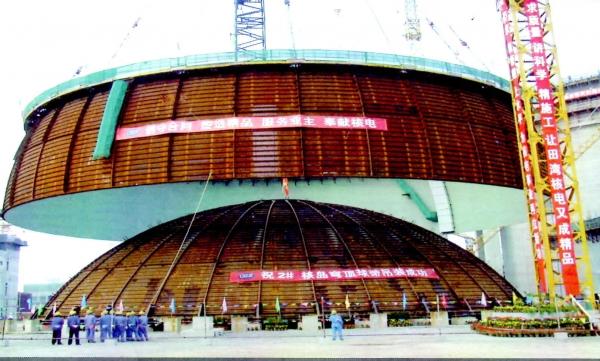 田湾核电站安装工程