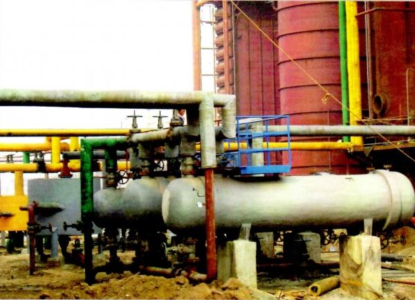 化产扬液槽安装工程